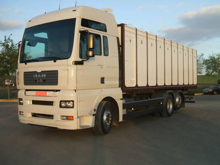 MAN TG 410A XXL GANADERO - 2004