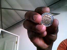 hi am selling my coin of griqua town