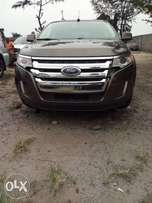 Best edition of Ford Edge 012 model