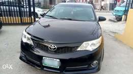 2014 Toyota Camry SE One year Used