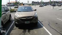 2011 Hyundai IX35 used by a Lady
