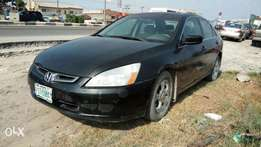 Clean Registered Honda Accord EOD With Auto drive fabric Cold AC Alloy