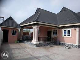 4 Modern bungalow for sale located at sapele road