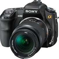 sony N50 professional still and video capture camera