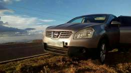 Nissan Dualis with moon roof like rav4 xtrail escudo Outlander Harrier