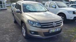 2015 VW Tiguan 2.0 TDI Trend and Fun