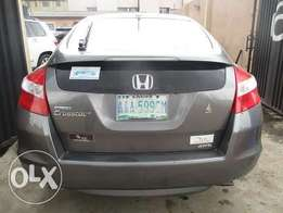 Honda Accord Crosstour 2010 Model