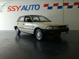 Immaculate 1991 Toyota Conquest 1300