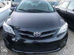Direct Toks 2012 Toyota Corolla in a very good condition