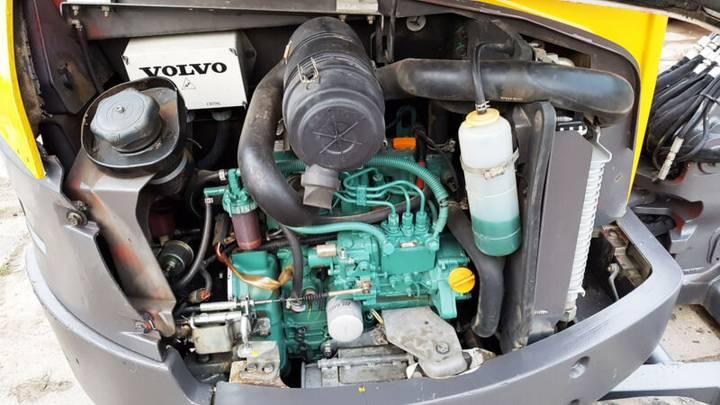 Volvo ECR28 Minibagger mit 2x Löffel - 2008 - image 8