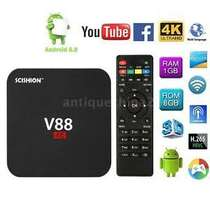 V88 Android TV boxes