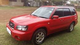 Company Maintained Subaru Forester