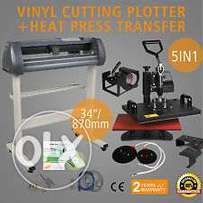 3 Feet Vinyl cutter plotter machine model 1360 is available