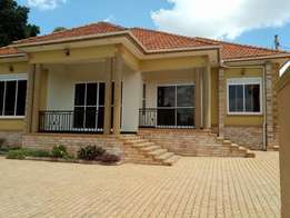 Nice 4 bedroom home stead for rent in Kiira at 1.5m ugx