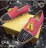 pink ladies louboutin shoe