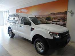 2015 Ford Ranger 2.2 D MP Base S/Cab