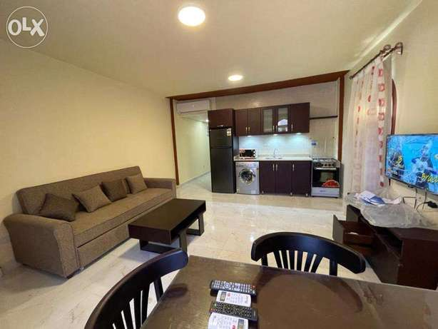 SS-1996 Amazing NEW apartment 2BD for rent inside 5 stars hotel