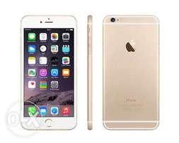 Gold iPhone 6 16g
