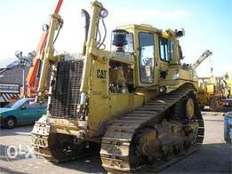 Caterpillar D8N - To be Imported