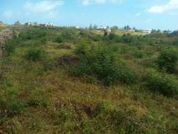 53 acres touching northern bypass miritini