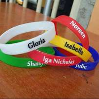Engraved arm bands