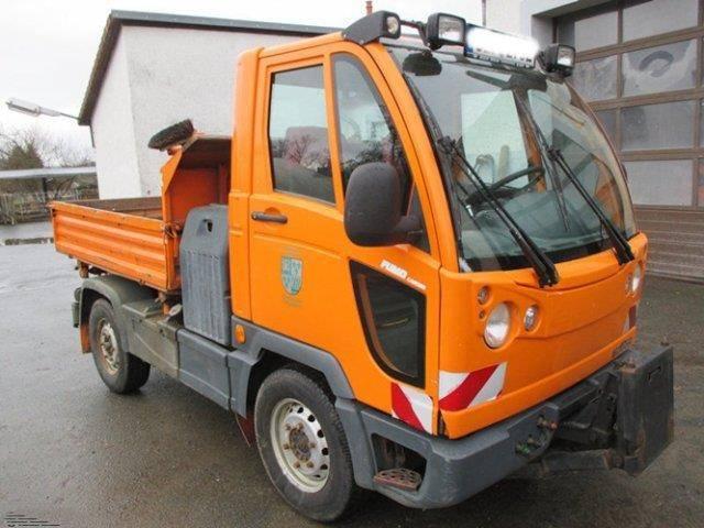 Multicar Fumo M30 4x4 Fumo M30 4x4, Schneepflug/Aufbaustreuer - 2004