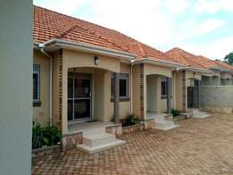 super self contained double for rent in kyaliwajara at 350k
