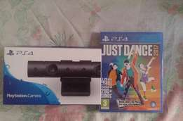 PS4 Camera with Just dance 2017