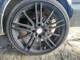 Swop for 15inch rims