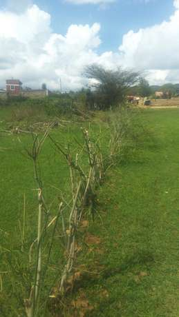 3joined plots for 50x100ft each at Machakos St.Valentine Ksh.5.5M Lower Kiandani - image 1