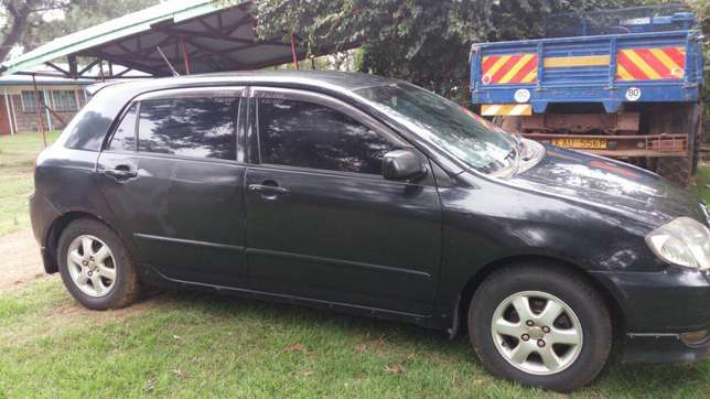 Toyota Runx at the best offer Embakasi - image 4