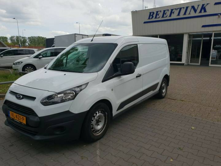 Ford Transit Connect  1.6TDCi, Lang, Klima - 2015