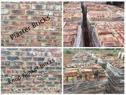 Clay bricks & Cement paving for sale - Klerksdorp
