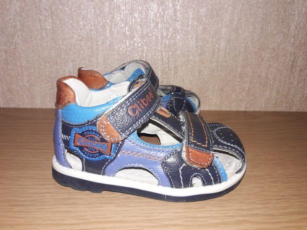5b17ab7b6bac6e Дитячі шкіряні босоніжки Clibee: 250 грн. - Дитяче взуття Черкаси на Olx