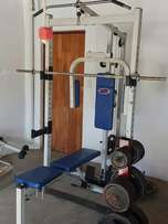 Complete Home Gym for sale