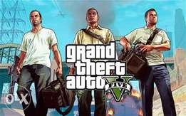 I need GTA V pc version