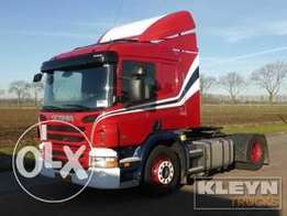 Scania P280 - To be Imported