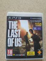 PS3 Games : The last of us