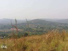 Katende Hill View, 40 acres of land suitable for housing estate