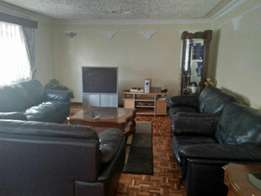 Furnished 3 bdr apartment in westlands