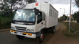 Isuzu Fsr KBQ...Excellent condition and ready for Work.