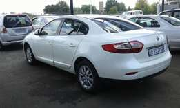Renault Fluence 1.6 manual