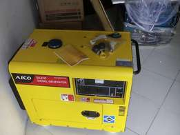 High quality standby Diesel and petrol engine power generators