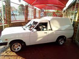 NISSAN 1400 WITH CANOPY a must see ,very clean no accidents.