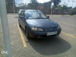 Hyundai local, 96 model, manual,365k,