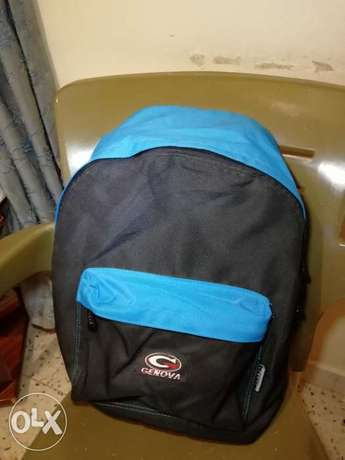 Genova School bag