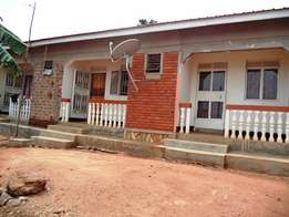 1 bedroom and sitting room self contained in Lunyo -Entebbe