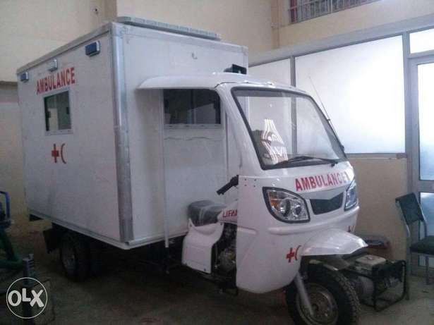 Lifan Ambulance Industrial Area - image 1