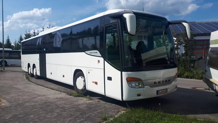 Setra S 419 UL GT - 2007