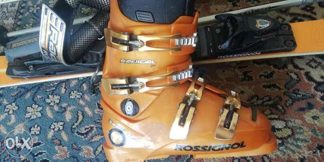 Ski Rossignol sell or trade on bicycle